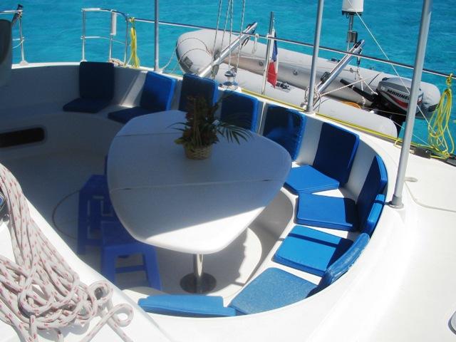 Catamaran Bahia 46 Croisiere 1