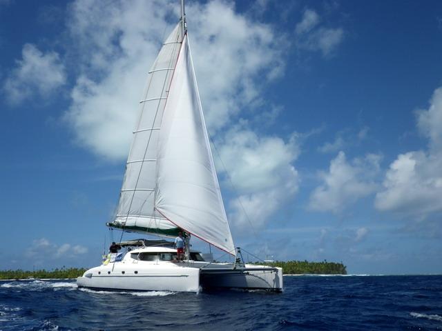 Catamaran Bahia 46 Croisiere 10