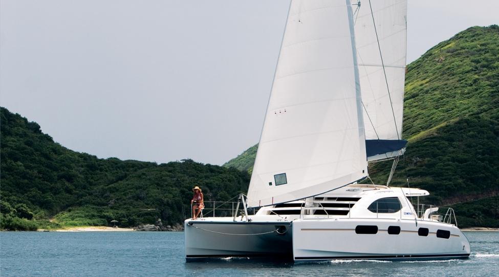 Catamaran Bahia 46 Croisiere 11