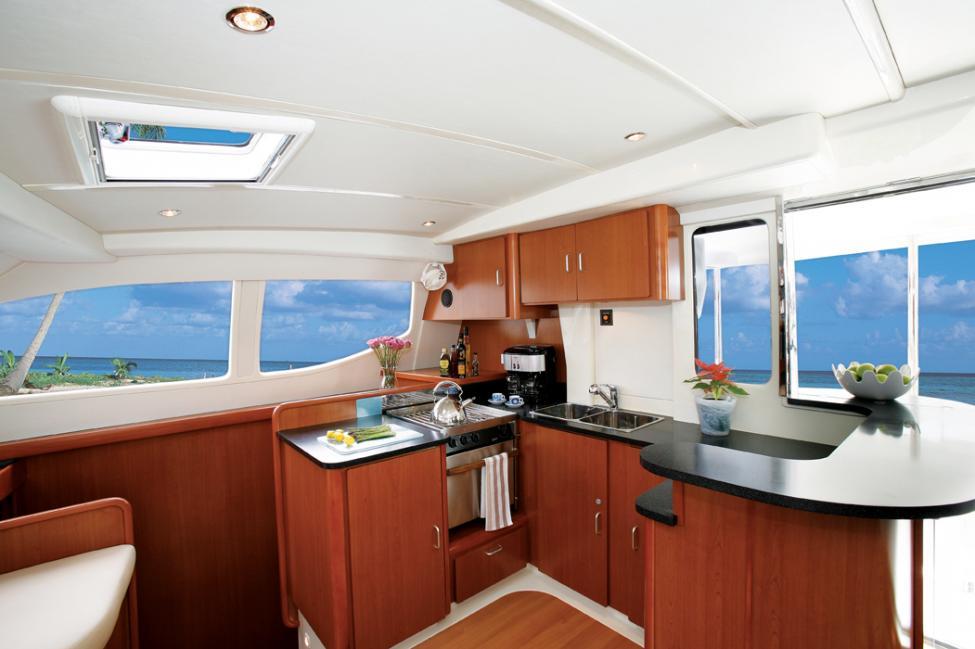 Catamaran Bahia 46 Croisiere 12