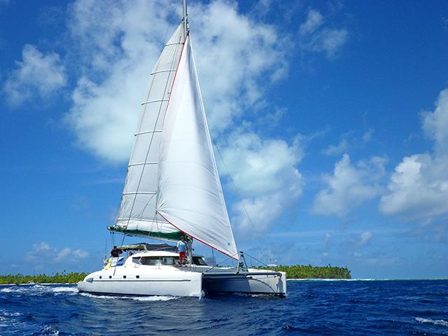 Catamaran Bahia 46 Croisiere 15