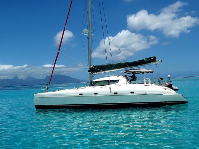 Catamaran Bahia 46 Croisiere 2