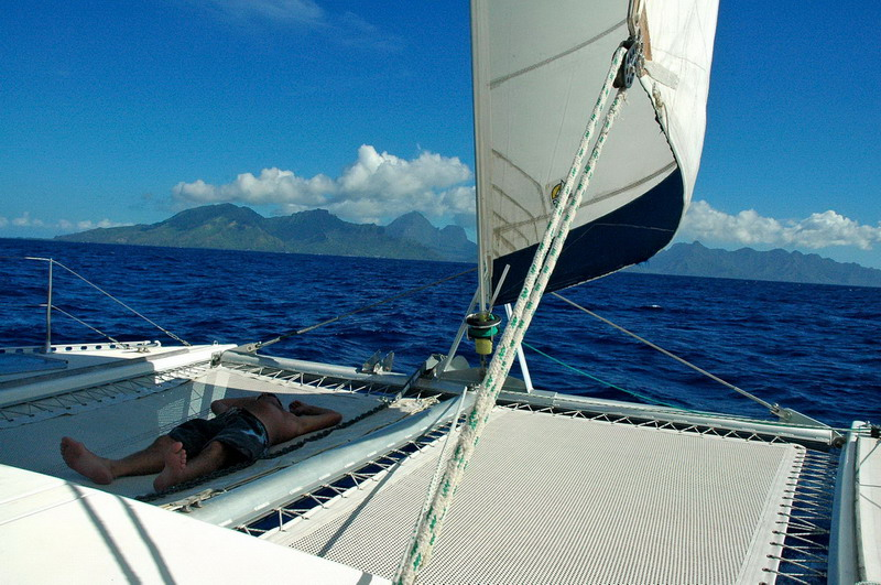Catamaran Bahia 46 Croisiere 3
