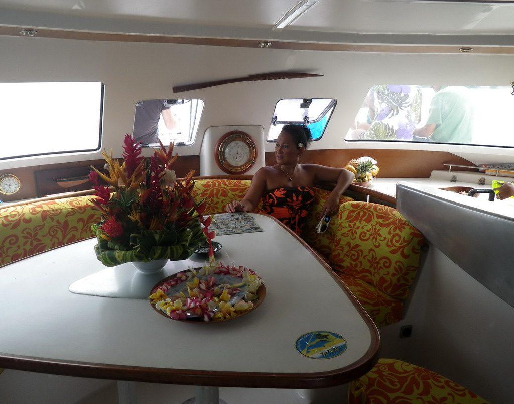 Catamaran Bahia 46 Croisiere 4