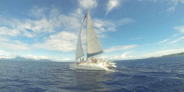 Croisiere Catamaran Tahiti 2