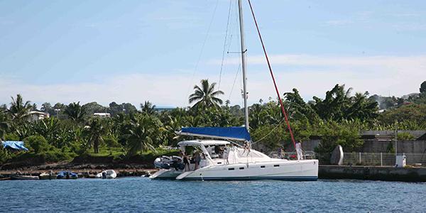 Croisiere Catamaran Tahiti Plongee