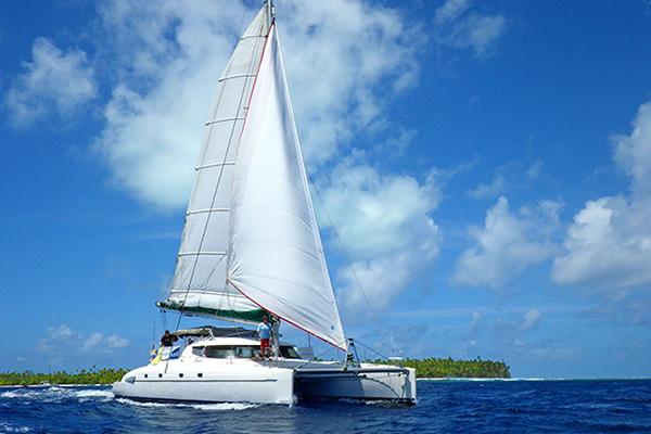 Croisiere Rangiroa Catamaran Tahiti 1
