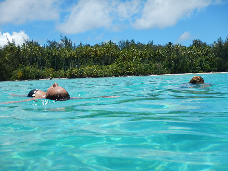 Croisiere Tahiti Catamaran 3