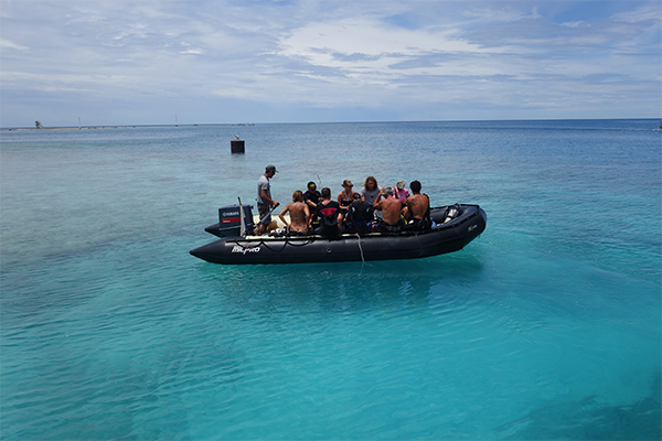 Croisiere Tahiti Plongee
