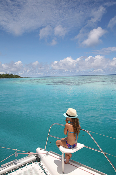 Croisiere Tahiti Voile 2