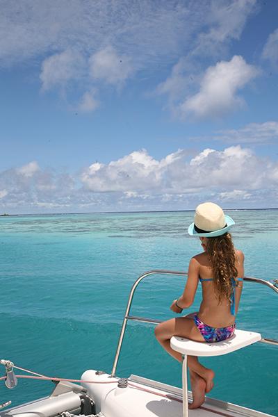 Croisiere Tahiti Voile