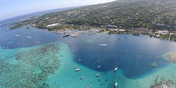 Tahiti Croisiere Iles Catamaran 2