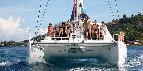 Tahiti Croisiere Location Catamaran