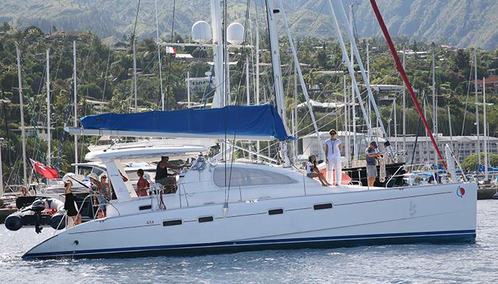 Tahitisailanddive Croisiere Catamaran 3