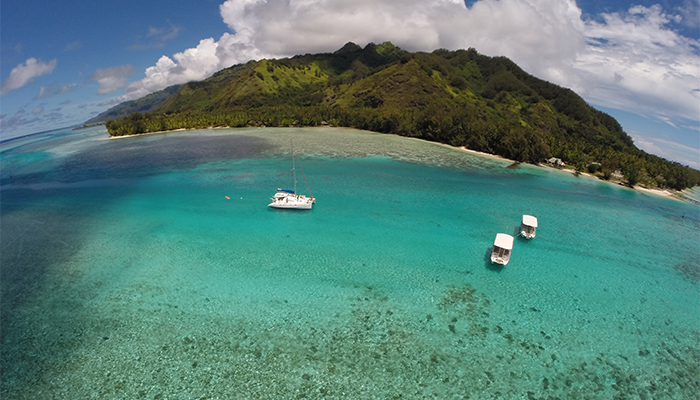 Tahitisailanddive Croisiere Catamaran 4