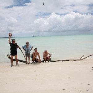 Tahiti-croisiere-catamaran-plage