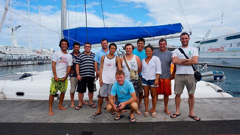 Depart-croisiere-catamaran-tahiti
