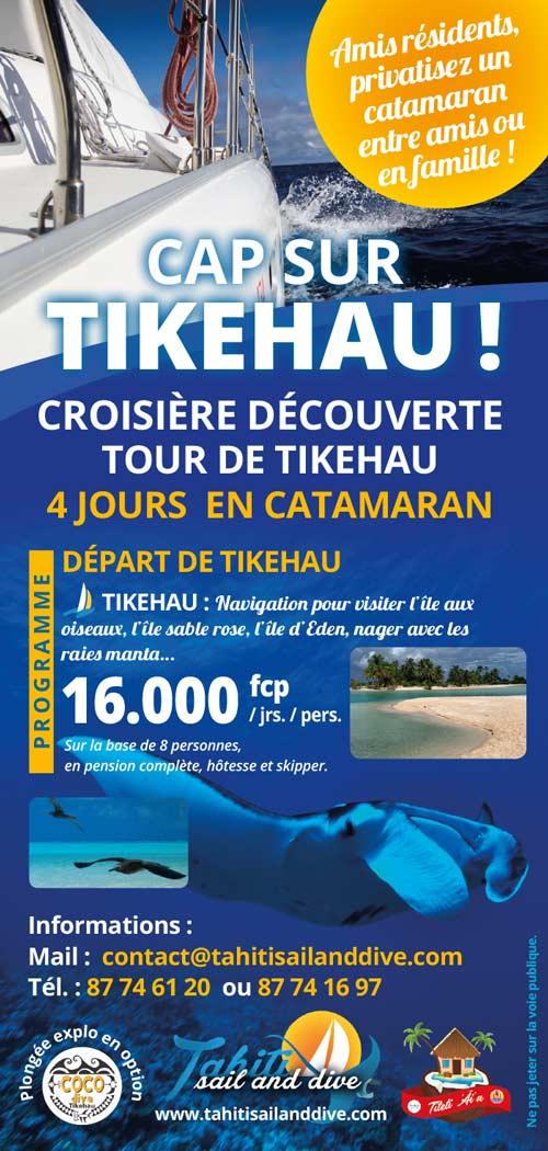 Croisiere-catamaran-TIKEHAU-4jours
